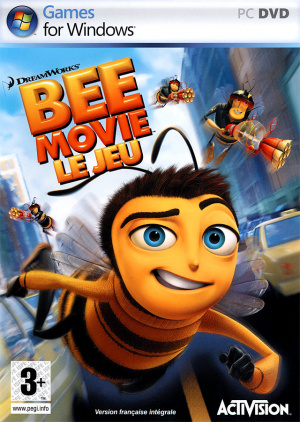 Bee Movie : Le Jeu sur PC