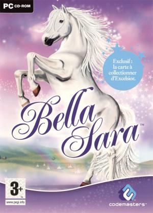 Test de bella sara the magical horse adventures sur 3ds par - Jeux de bella sara ...