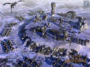 Images : Le Seigneur Des Anneaux bataille dur