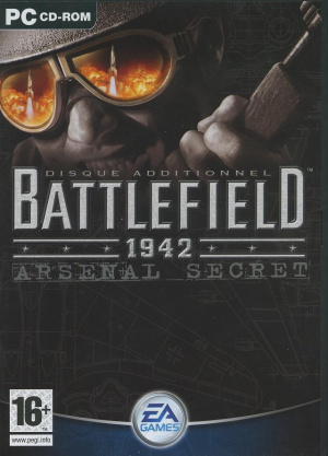 Battlefield 1942 : Arsenal Secret