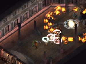 Baldur's Gate 2 sur PS2