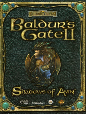 Baldur's Gate II : Shadows of Amn sur PC