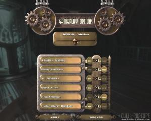 Images : Bioshock sur PC