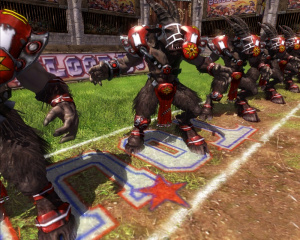 Blood Bowl - GDC 08