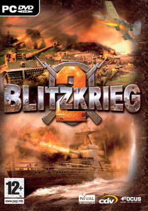 Blitzkrieg 2 sur PC