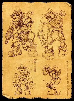 GC 2008 : Images de King's Bounty : The Legend