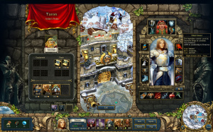 GC 2008 : Images de King's Bounty : The Legend