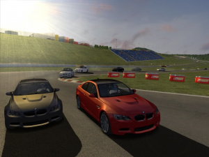 Concours BMW M3 Challenge