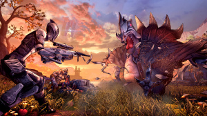 Borderlands 2 - Chasseur de Têtes 2 : La Terrible Fringale du Dindon de la Force Affamé