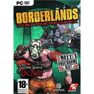 Le coffret Double Extension de Borderlands disponible