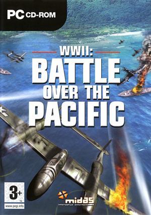 WWII : Battle over the Pacific sur PC