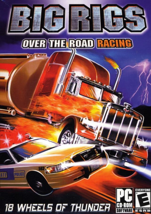 Big Rigs : Over the Road Racing sur PC