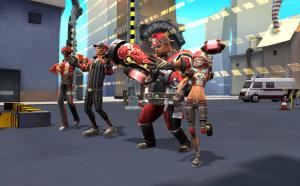 Brawl Busters : Un jeu d'action gratuit en closed bêta