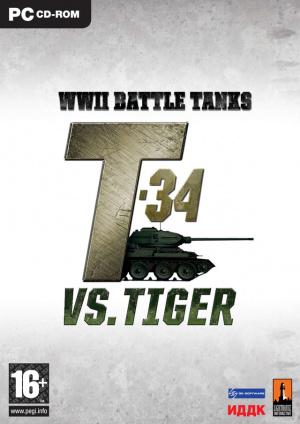 WWII Battle Tanks : T-34 vs Tiger sur PC