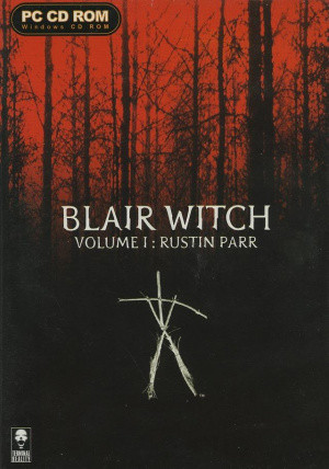 Blair Witch : Volume I : Rustin Parr