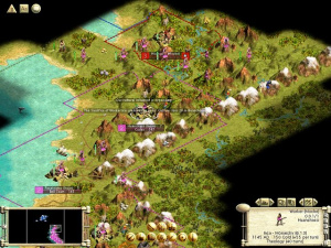 Civ III : Conquests, les screens