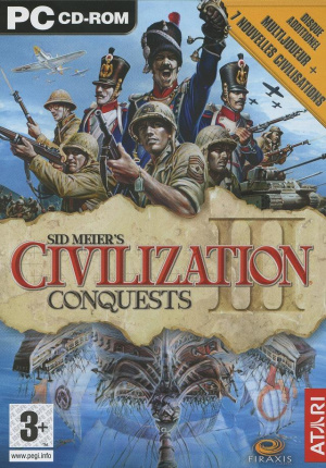 Civilization III : Conquests sur PC