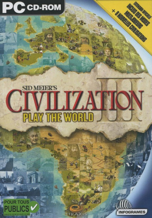 Civilization III : Play the World sur PC