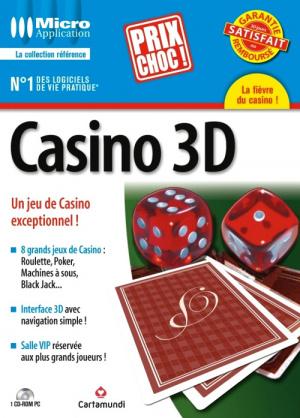 Casino 3D sur PC