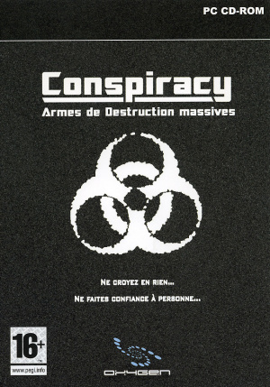 Conspiracy : Armes de Destruction Massives