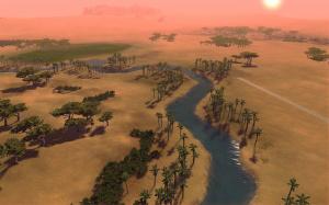 Images : Caesar 4 montre ses provinces