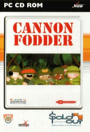 Cannon Fodder sur PC