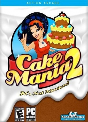 Cake Mania 2 : Jill's Next Adventure ! sur PC