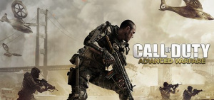 Jaquette de Call of Duty : Advanced Warfare sur PS3