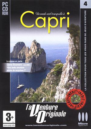 Un Week-End Tranquille a Capri sur PC