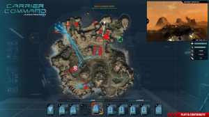 Carrier Command : Gaea Mission - GC 2012