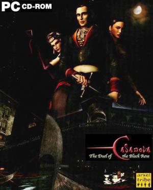 Casanova : Le Duel de la Rose Noire