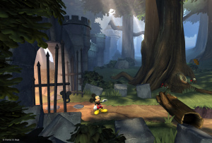 1 PS3 à gagner au concours Castle of Illusion Starring Mickey Mouse