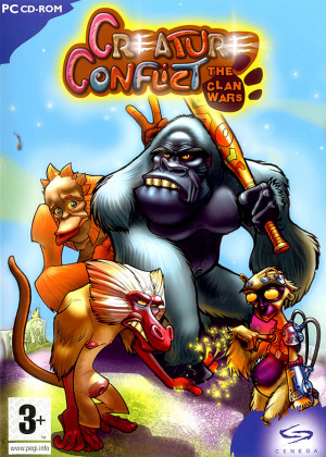 Creature Conflict : The Clan Wars