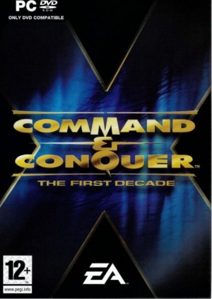 Command & Conquer : The First Decade sur PC