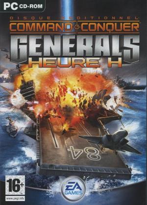 Command & Conquer : Generals : Heure H sur PC