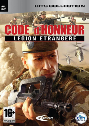 Code d'Honneur : Légion Etrangère sur PC