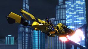 Les véhicules débarquent dans Champions Online