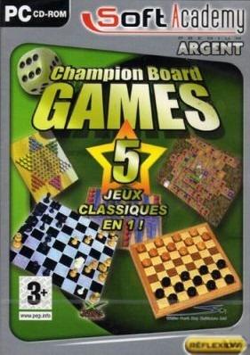 Champion Board Games sur PC