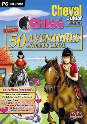 Cheval Junior : Les 50 aventures de Chloe sur PC