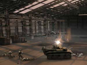 E3 2007 : Company Of Heroes : Opposing Fronts met fin à la trêve