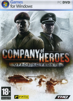 Company of Heroes : Opposing Fronts sur PC