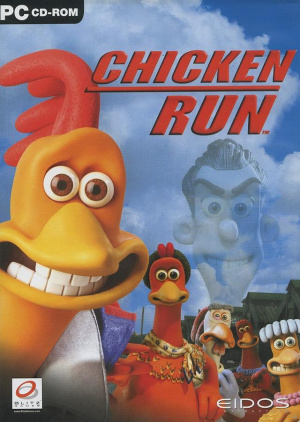 Chicken Run sur PC