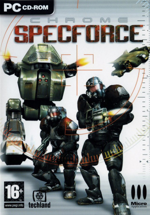 Chrome Specforce sur PC