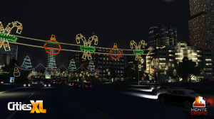 Un pack Noël pour Cities XL