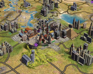 Civilization 4 se montre encore