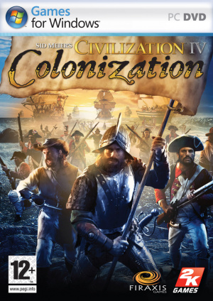 Civilization IV : Colonization sur PC