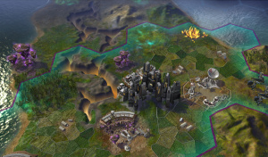 E3 2014 - Civilization : Beyond Earth