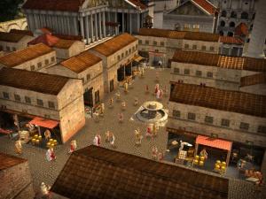 Images : CivCity : Rome, une brique après l'autre