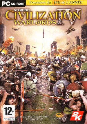 Civilization IV : Warlords sur PC