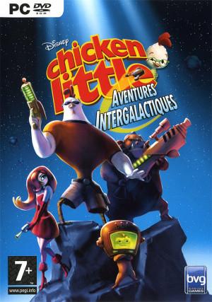 Chicken Little : Aventures Intergalactiques